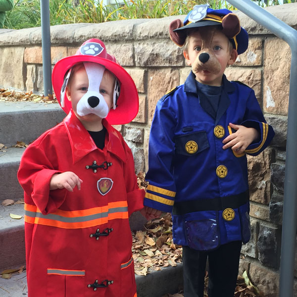 Diy With Style Easy Paw Patrol Halloween Costumes With Diy Details