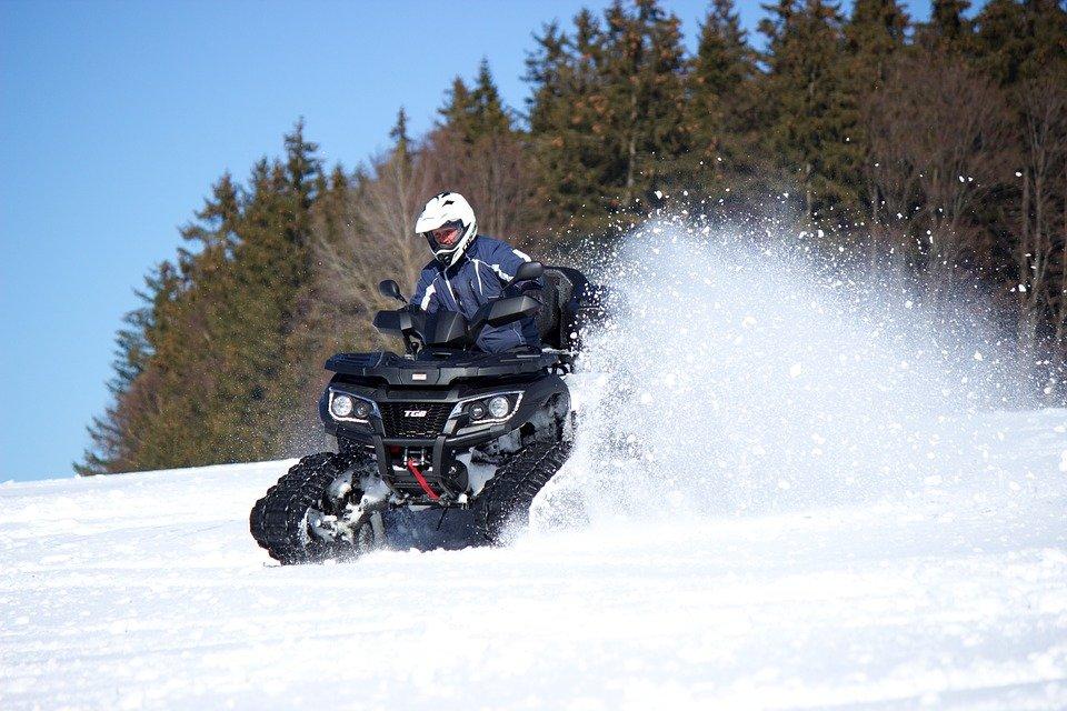 ATV Winter Riding: Essential Accessories To Acquire