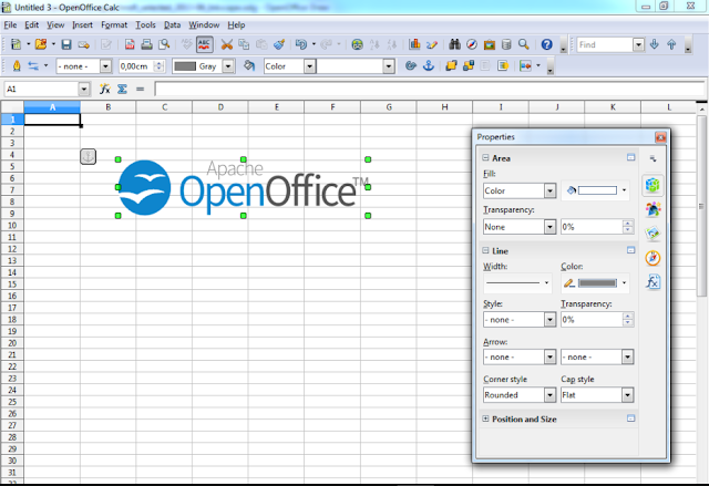 تحميل برنامج بديل مايكروسوفت اوفيس مجانا Apache OpenOffice