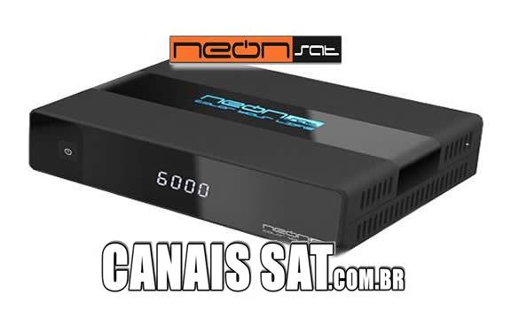 Neonsat Tron HD Nova Atualização CT40 - 03/06/2020