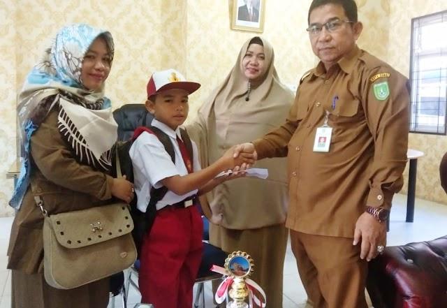 """""""Misteri Harta Karun Gua Pelintung"""" Juara Lomba Bercerita Tingkat Propinsi Riau"""