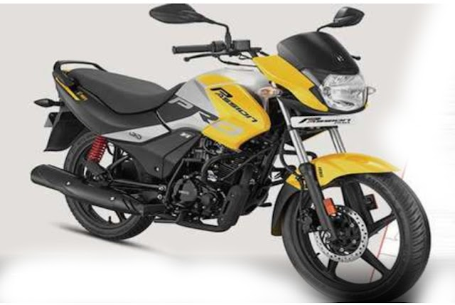 Hero Passion pro now come with BS6 Emissions norms get.