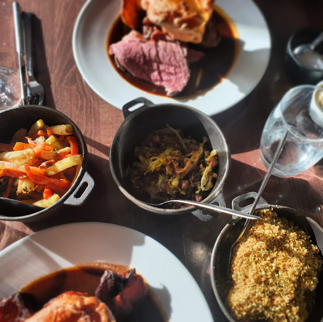 Devon's Best Roast Dinners: Forn, Exeter