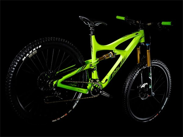 Ibis Cycles Mojo HD3 The Green Machine