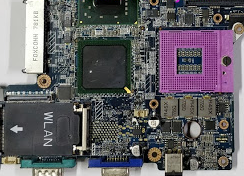 LA-3301P REV 1.0 U23 DELL D630 Laptop Bios