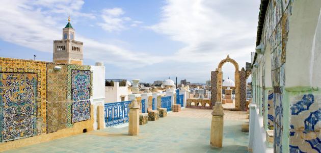 تاريخ تأسيس المدينة التونسية- من أسس المدينة التونسية
