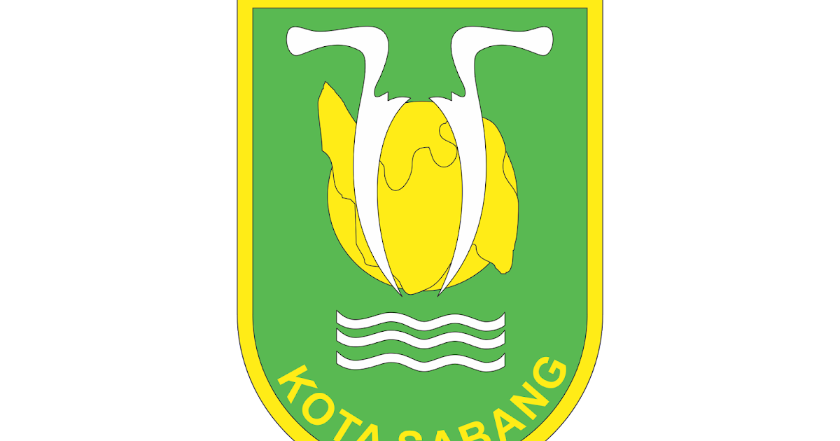 Logo Kota Sabang Format Cdr Png Hd Gudril Logo Tempat Nya Download Logo Cdr
