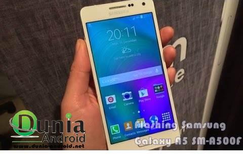 Cara Flash Samsung Galaxy A5