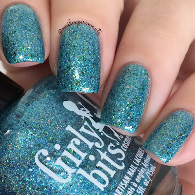 Girly Bits Felt With The Heart April 2018 Polish Pickup Across the Universe Planets and Galaxies