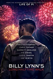 فيلم Billy Lynn's Long Halftime Walk 2016 مترجم