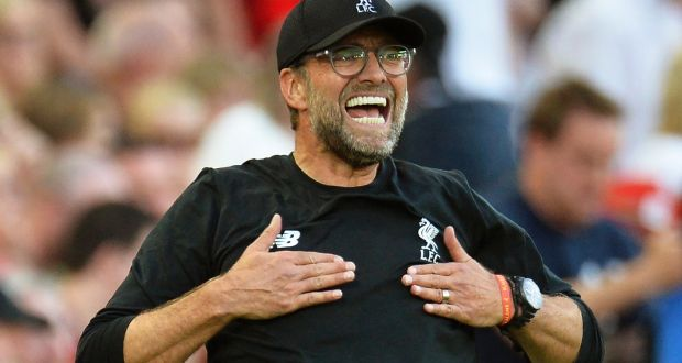Klopp Belum Yakin Liverpool Pantas Juara - SBOBETHOKI