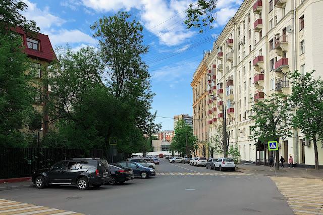 улица Врубеля