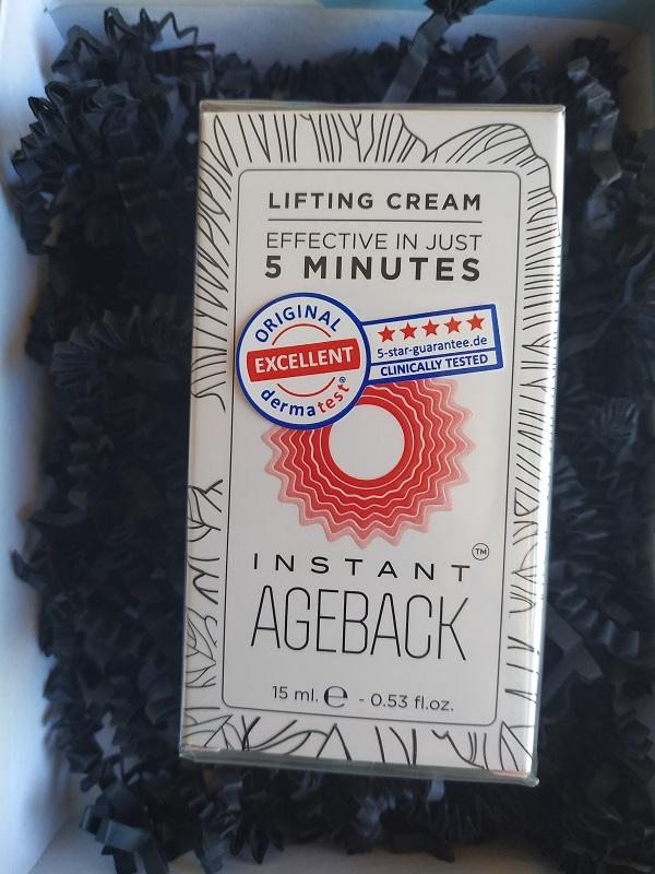 Instant Ageback
