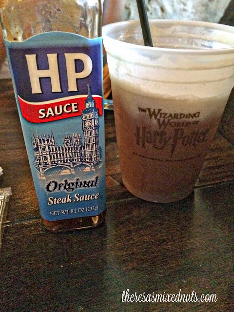 Harry Potter Steak Sauce
