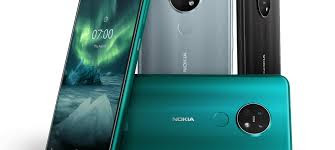 Nokia 7.2 : Triple Rear Camera