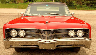 1967 Chrysler 300 Convertible Front