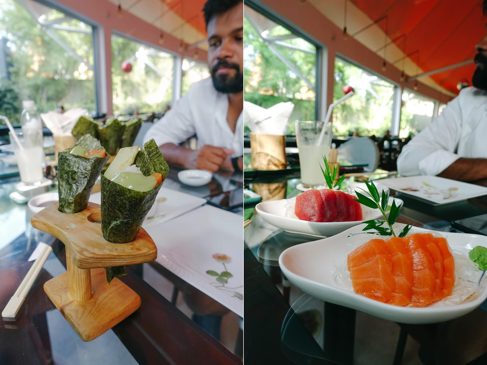 Sushi in Colombo