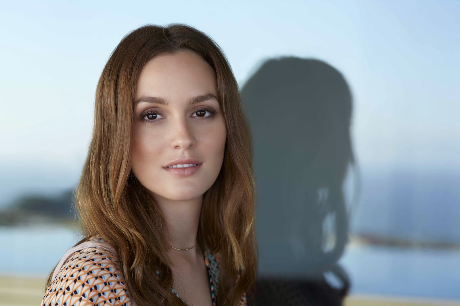 d8ccdcc1e0 Gossip Girl Leighton Meester Becomes Biotherm's Global Spokesperson ...