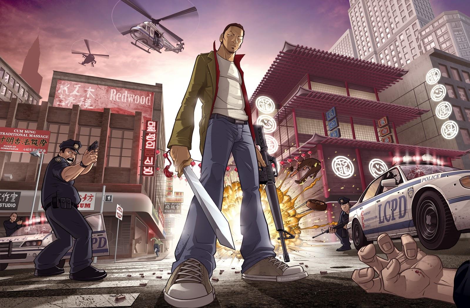 Gamer Indonesia: Grand Theft Auto : Chinatown Wars