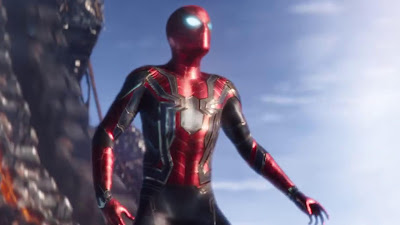 Avengers Infinity War 2018 Tom Holland HD Image Download