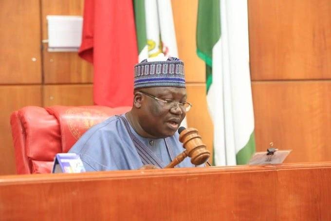 We The National Assembly will not fail Buhari – Lawan