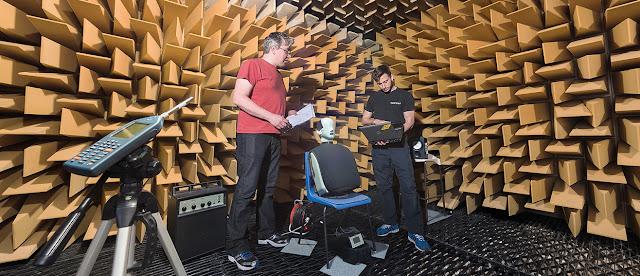 London South Bank University acoustics research
