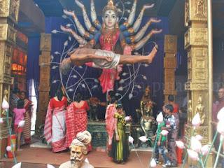 Kumartuli Park Durga Puja
