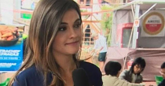 Elisa Veeck / TV Vanguarda (Globo)