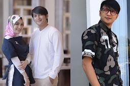 Sama-Sama Pernah Main Film Produksi Genta Buana 'Indosiar' Reiner G Manopo Sering Dijodohkan Netizen Dengan Imel Putri Cahyati