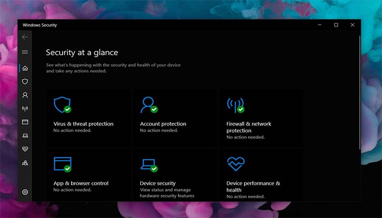 Microsoft Membuat Banyak Perubahan Untuk Rebrand Windows 10 Defender