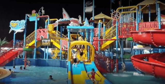 حديقة ووتر سبلاش الرياض