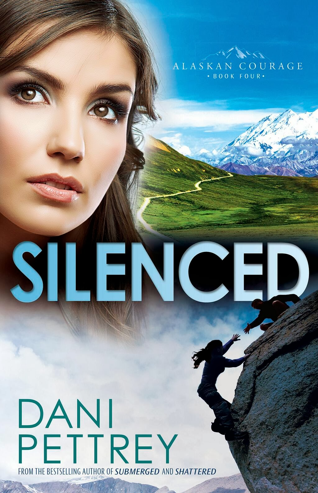 'SILENCED,' BY DANI PETTREY. Review of book four in the Alaskan Courage romantic suspense series. All review text © Rissi JC