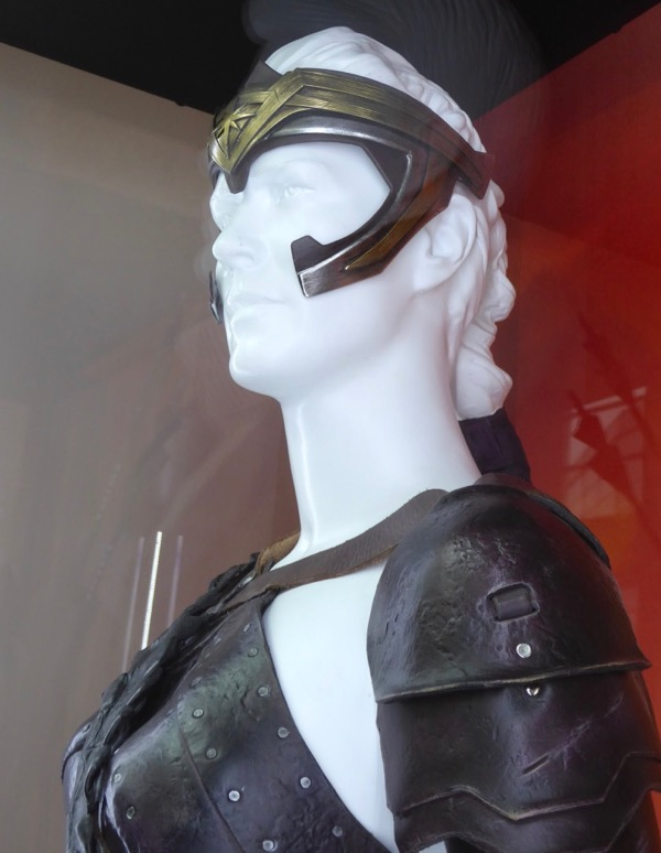 Antiope costume headpiece Wonder Woman