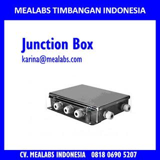 Jual Junction Box Timbangan dan Loadcell