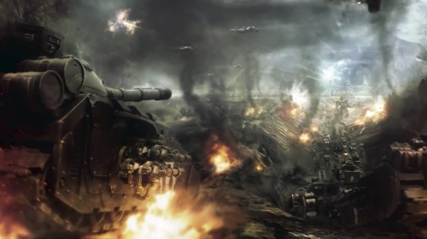 8th Edition 40k: Keyword Problems with Forces of Chaos