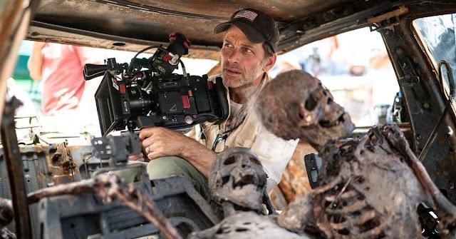 Army of the Dead novo filme de Zack Snyder ganha data de lançamento para Netflix