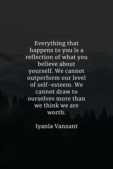 Self-esteem quotes that'll help you realize your worth