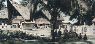 suku bangsa batak hutaraja samosir