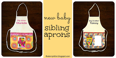 new baby gift ideas for older siblings