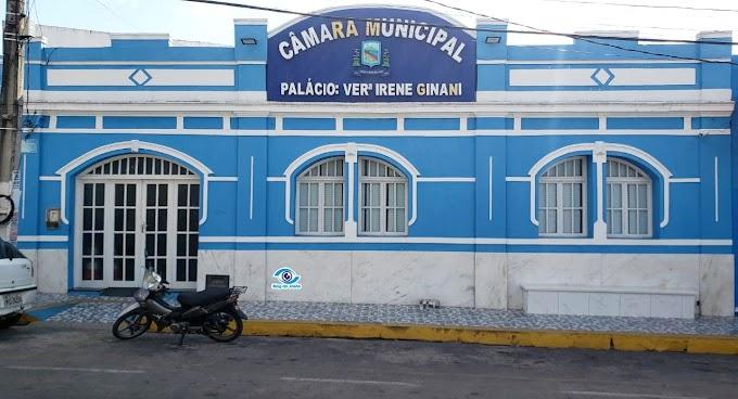 Publicação dos nomeados para cargo em comissão na Câmara municipal de João Câmara nesta quarta (13)