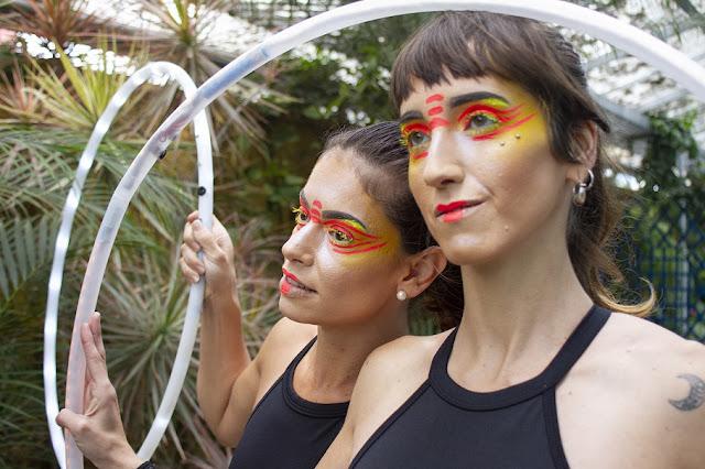 Artistas de circo profissionais para abertura de eventos corporativos.