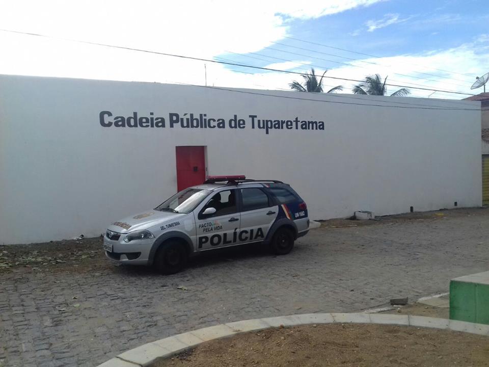 Resultado de imagem para cadeia de Tuparetama