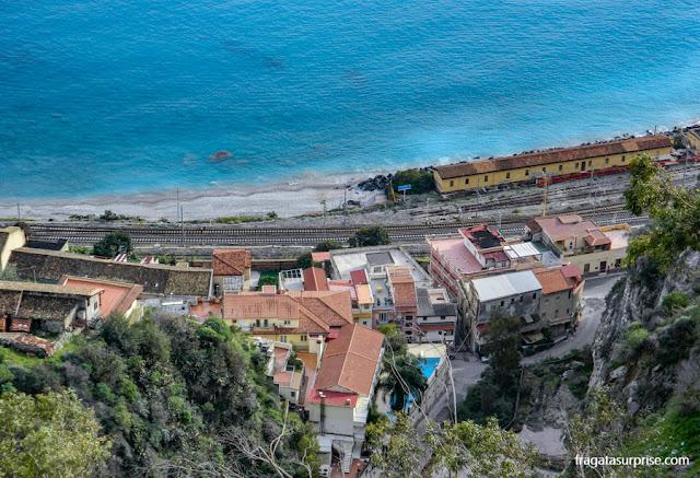 Praias de Taormina, Sicília