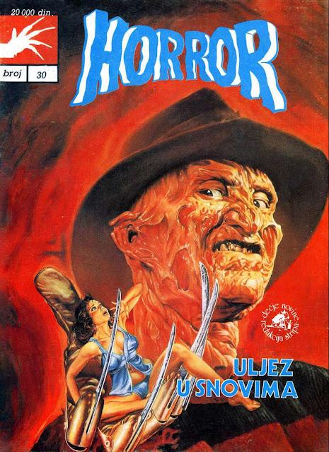 Uljez u Snovima (Freddy Kruger) - Horor EKS