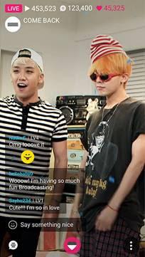 Cara Nonton Live Broadcast Artis Korea Gratis di Android