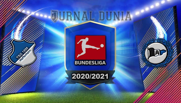 Prediksi Hoffenheim vs Arminia Bielefeld, Sabtu 16 Januari 2021 Pukul 21.30 WIB @Mola TV