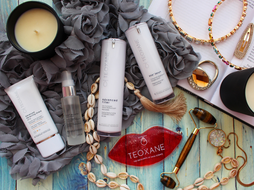 Beauty made in Switzerland czyli kosmetyki TEOXANE