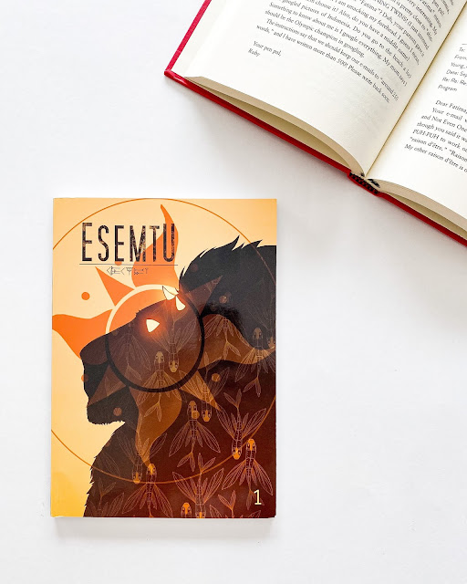 Esemtu - Book Review - Incredible Opinions