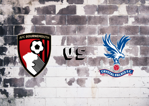 AFC Bournemouth vs Crystal Palace  Resumen
