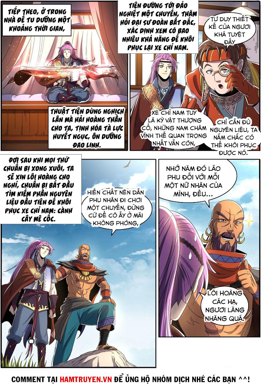 Ngự Linh Thế Giới chap 447 - Trang 10